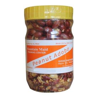 Good Shepherd Peanut Adobo Jar 240g (Pure Brown)