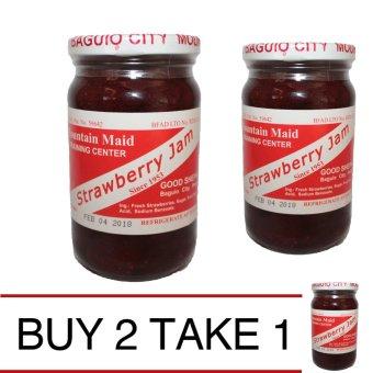 Good Shepherd Strawberry Jam 8oz Buy 2 Take 1