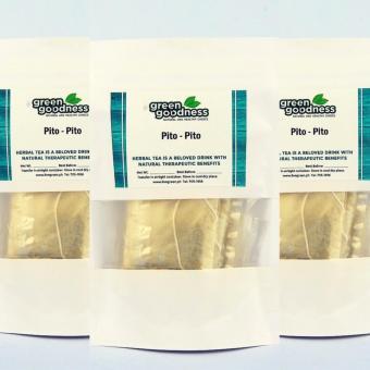 Green Goodness Pito Pito Tea (10Tea/Pack) 3's