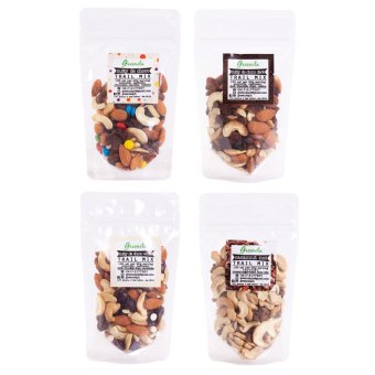 Greenola Chocolate Surprise Trail Mix Set