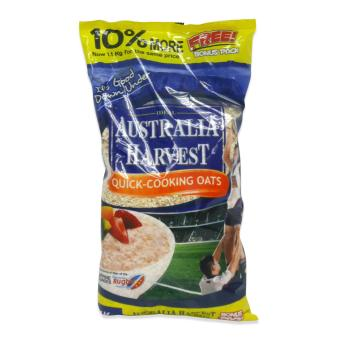 Harga Australia Harvest Quick-Cooking Oats 1.1kg 270109 W37