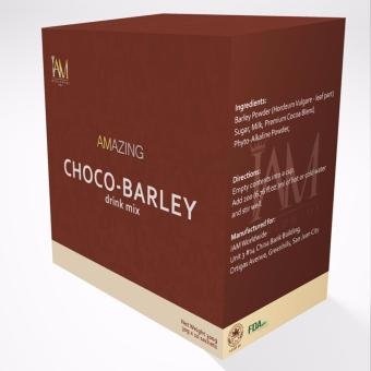 Harga Amazing Choco Barley Powdered Drink (10 Sachets)
