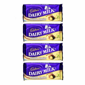 Cadbury French Vanilla 180g - Set of 4 Price Philippines