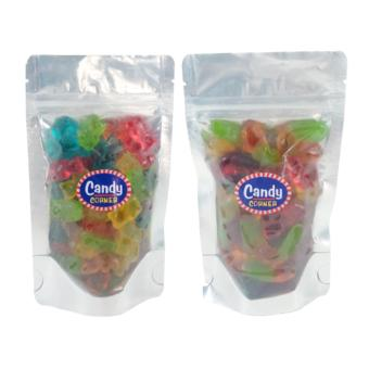Gummy Bears and Gummy Worms Duo Pack Price Philippines
