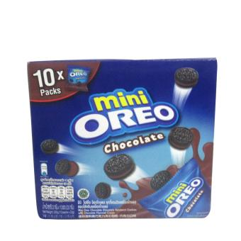 Blue Mini Oreo Chocolate 10packsx23g 607287 w39 Price Philippines