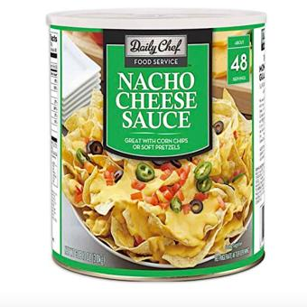 Daily Chef Nacho Cheese Sauce 3.0kg Price Philippines