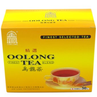 Jin Ling Finest Oolong Tea Blend (100g) Price Philippines