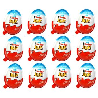 Kinder Joy for Boys 20g - Set of 12 Price Philippines