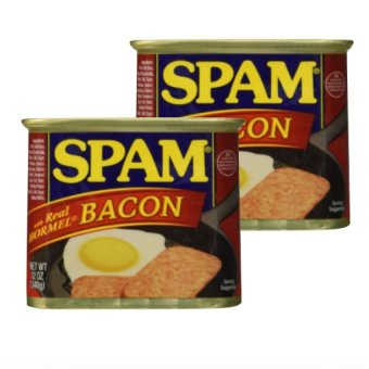 Harga Hormel Foods Spam with Bacon Set of 2
