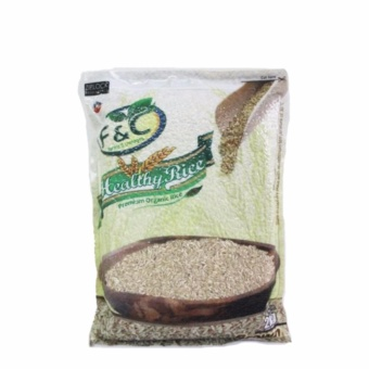 Harga Healthy Rice (Organic) Brown 2kl.