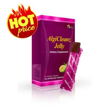 Harga GFOXX AlgiCleanz Jelly Fat Blocker 10 Sachet