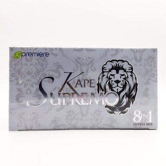 JC premiere kape supremo 8 in 1 coffee mix 20 sachets Price Philippines