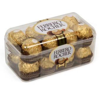 Harga Ferrero Rocher 16pcs (Box Shape)