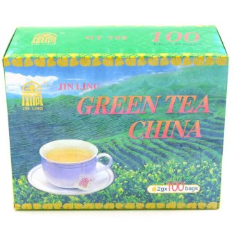 Jin Ling China Green Tea (200g) Price Philippines