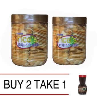 Buy 2 Baguio Ricos Lengua Get 1 Free Codillera Barako Blend Coffee (Ground Coffee) Price Philippines