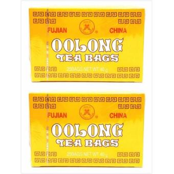 Butterfly Authentic China Oolong Tea 20 tea bags By 2s Price Philippines