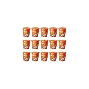 Harga Ottogi Ramen Bokki Mini Cup 65g Set of 15