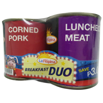 La Filipina Breakfast Duo Price Philippines
