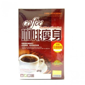Harga Coffee Fashion Slimming 10g (19 sachets)