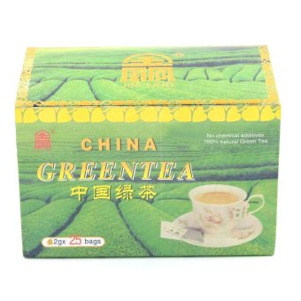 Jin Ling China Green Tea (50g) Price Philippines