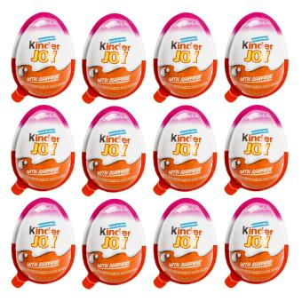 Kinder Joy for Girls 20g - Set of 12 Price Philippines