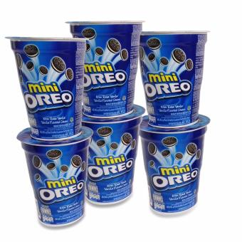 Mini Oreo Vanilla 67G 6's, 761349 Price Philippines