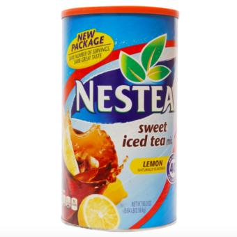 Nestea Sweet Iced Tea Lemon 2.56Kg Price Philippines