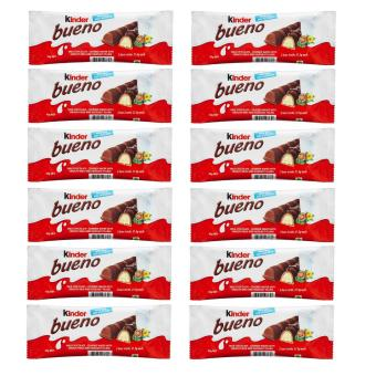 Kinder Bueno 43g - Set of 12 Price Philippines