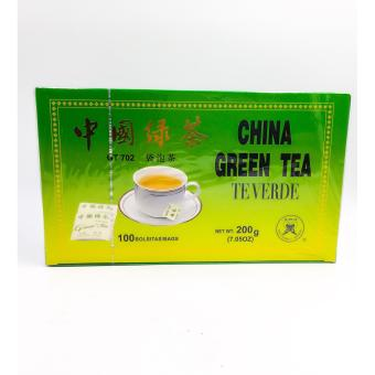 China Green tea 100 teabags Price Philippines
