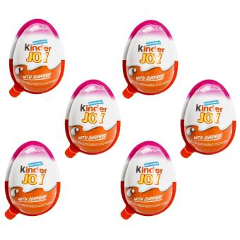 Kinder Joy for Girls 20g - Set of 6 Price Philippines