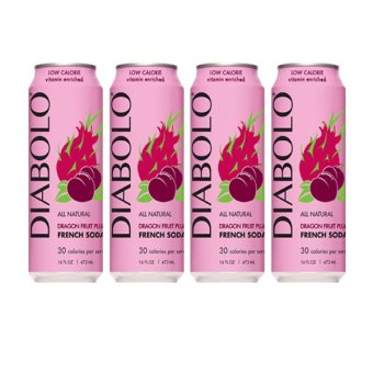 Diabolo Dragon Fruit Plum French Soda Price Philippines