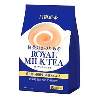 Harga NITTO ROYAL MILK TEA 10 sachets