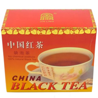 Jin Ling China Black Tea (100g) Price Philippines