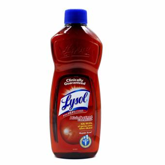 Harga LYSOL Disinfectant Concentrate With Regular Scent 500ml