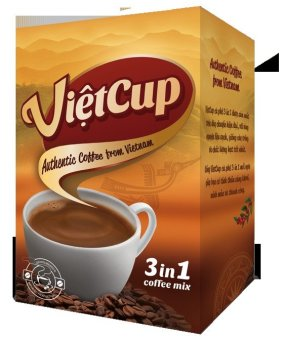 Harga VietCup 3in1 coffee - Authentic Coffee from Vietnam