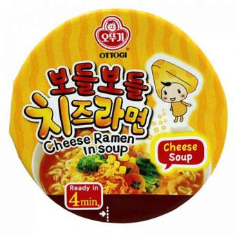 Harga Ottogi Cheese Ramen in Soup CUP 90g x 4pc