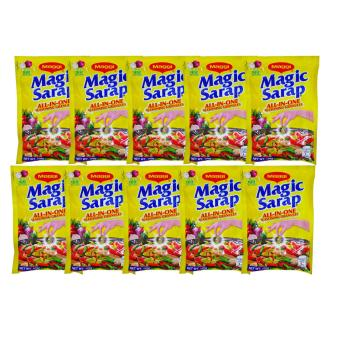 Harga Maggi Magic Sarap All-in-one 100g 328340 10's