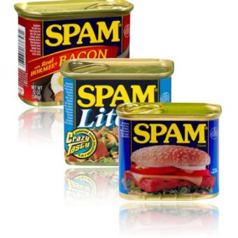 Spam Bacon + Lite + Classic Price Philippines