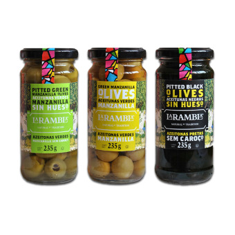 La Rambla Olives Trio bundle Price Philippines