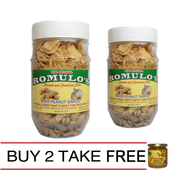 Baguio MIXED Peanut Garlic Buy 2 Take 1 Natural Pure Raw Honey Price Philippines