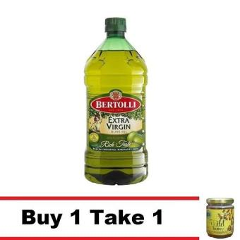 Buy 1 BERTOLLI EXTRA VIRGIN OLIVE OIL 2L Take 1 Natural Wild Raw Honey Price Philippines