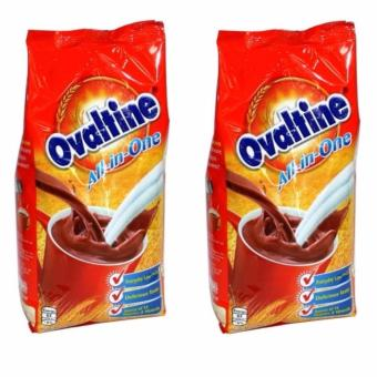 Harga Ovaltine - All in One 840g - Set of 2