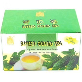 Jin Ling Bitter Gourd Tea (100g) Price Philippines