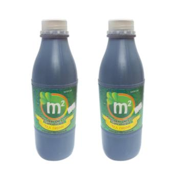 Harga M2 Malunggay Okra Luya Concentrate Tea Drink 1000ml by set of 2