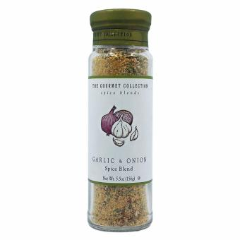 Harga The Gourmet Collection Garlic & Onion Spice Blend 156g