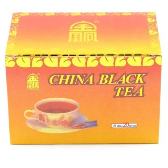 Jin Ling China Black Tea (40g) Price Philippines