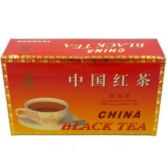 Jin Ling China Black Tea (200g) Price Philippines