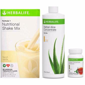 Herbalife Breakfast Pack (French Vanilla Sachet Set) Price Philippines
