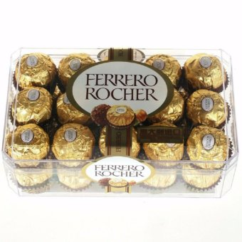 Harga Ferrero Rocher chocolate t 24