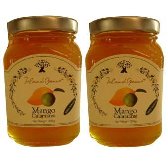 Island Gems Mango Calamansi Jam Set of 2